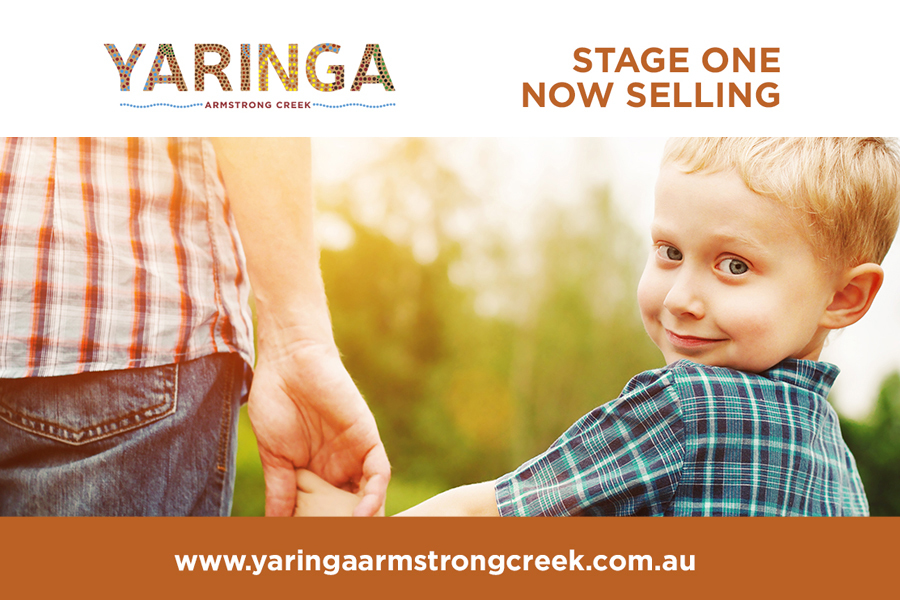 Stage 1 Yaringa Estate Armstrong Creek