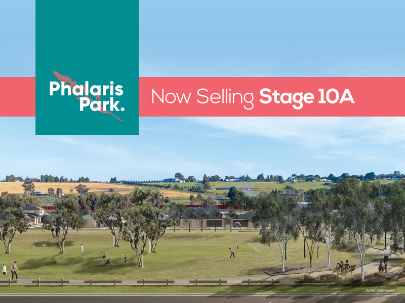 Stage 10A Phalaris Park Lovely Banks