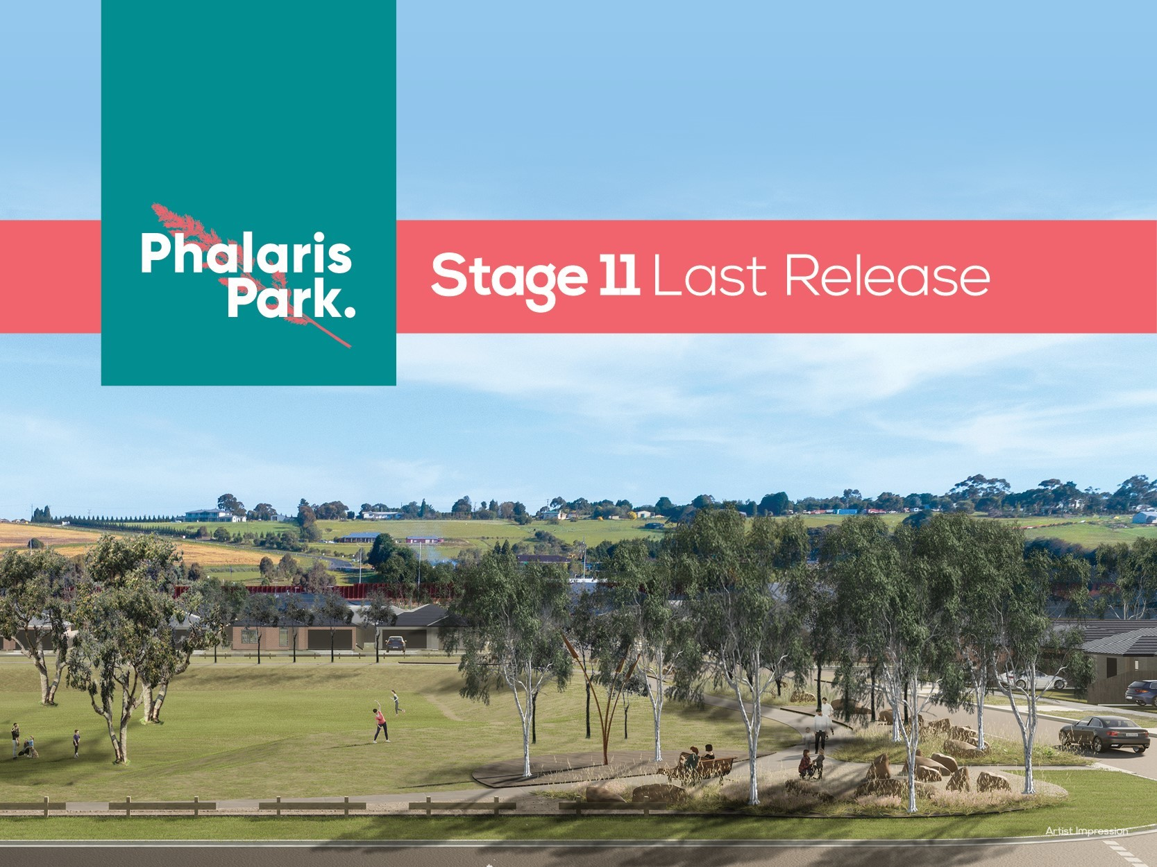 Stage 11 Phalaris Park Lovely Banks