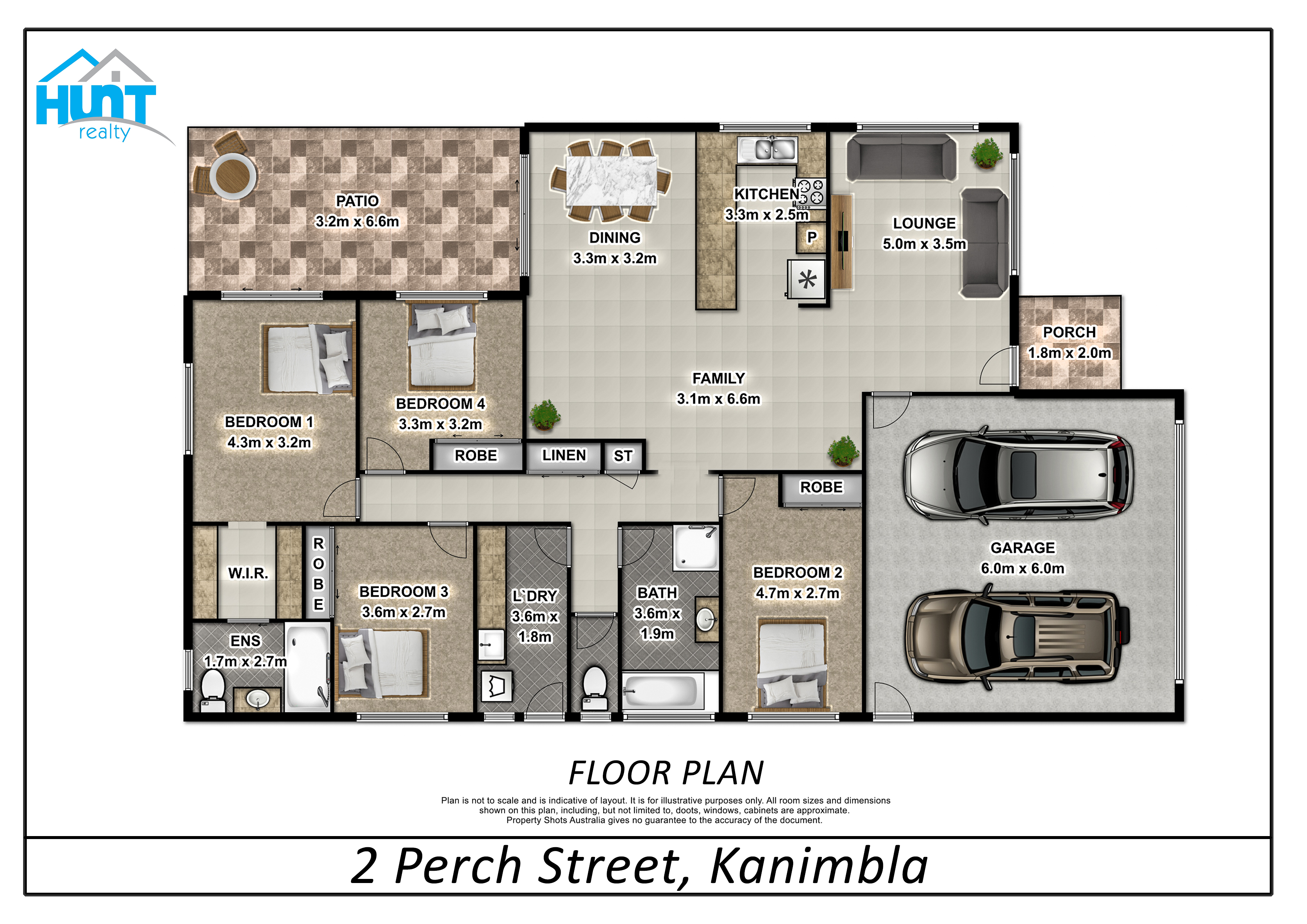 2 Perch Street KANIMBLA