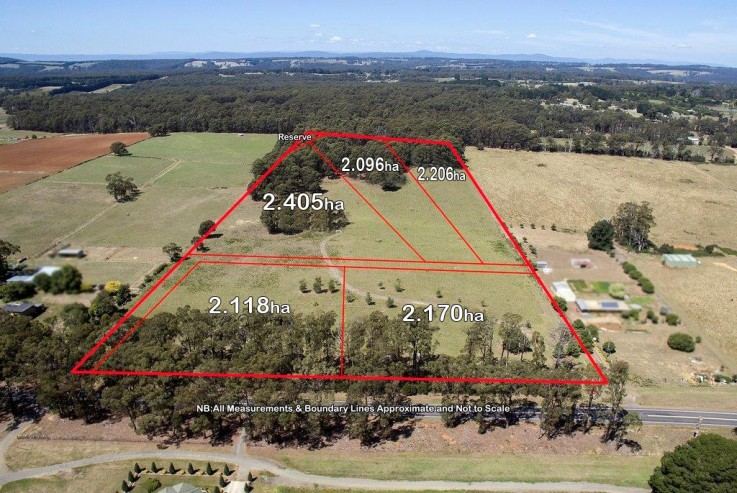 Lot 4/1350 Whittlesea Yea Road