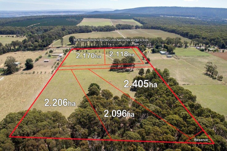 Lot 5/1350 Whittlesea Yea Road