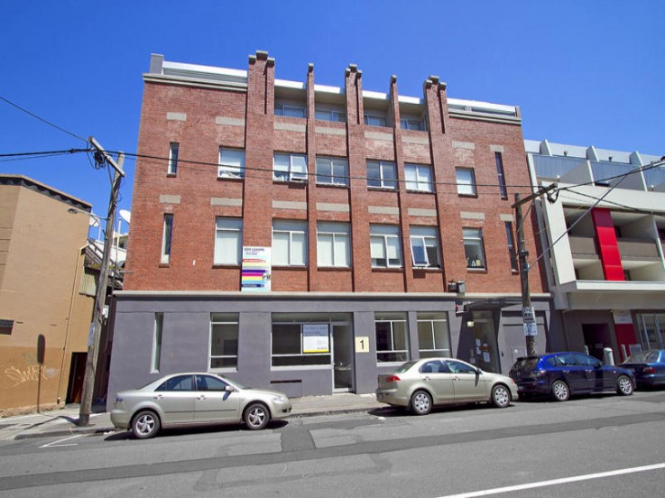 2/1 O'Connell St