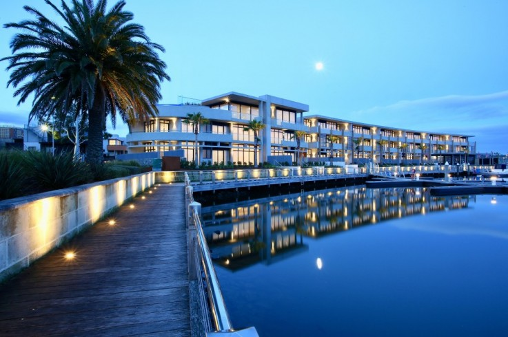 109/9 Waterfront Place Martha Cove