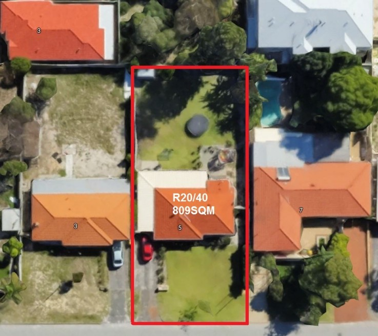 5 Orrong Place