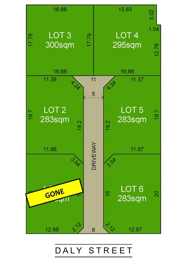 Lot 1/375 Daly Street Cloverdale