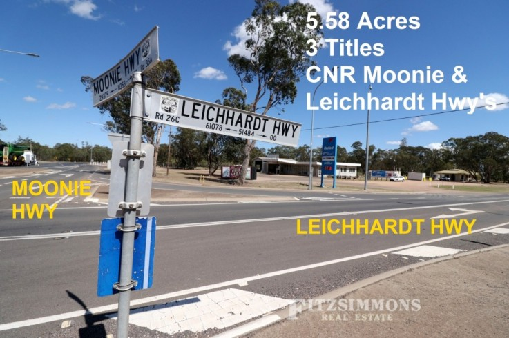 0 Moonie Highway