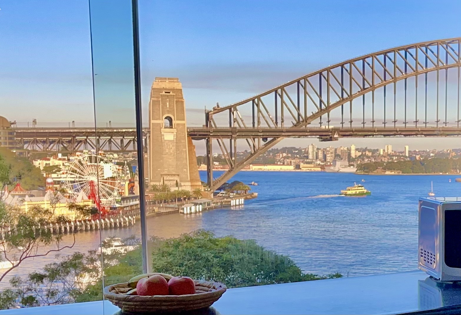 3/25 East Crescent Street MCMAHONS POINT