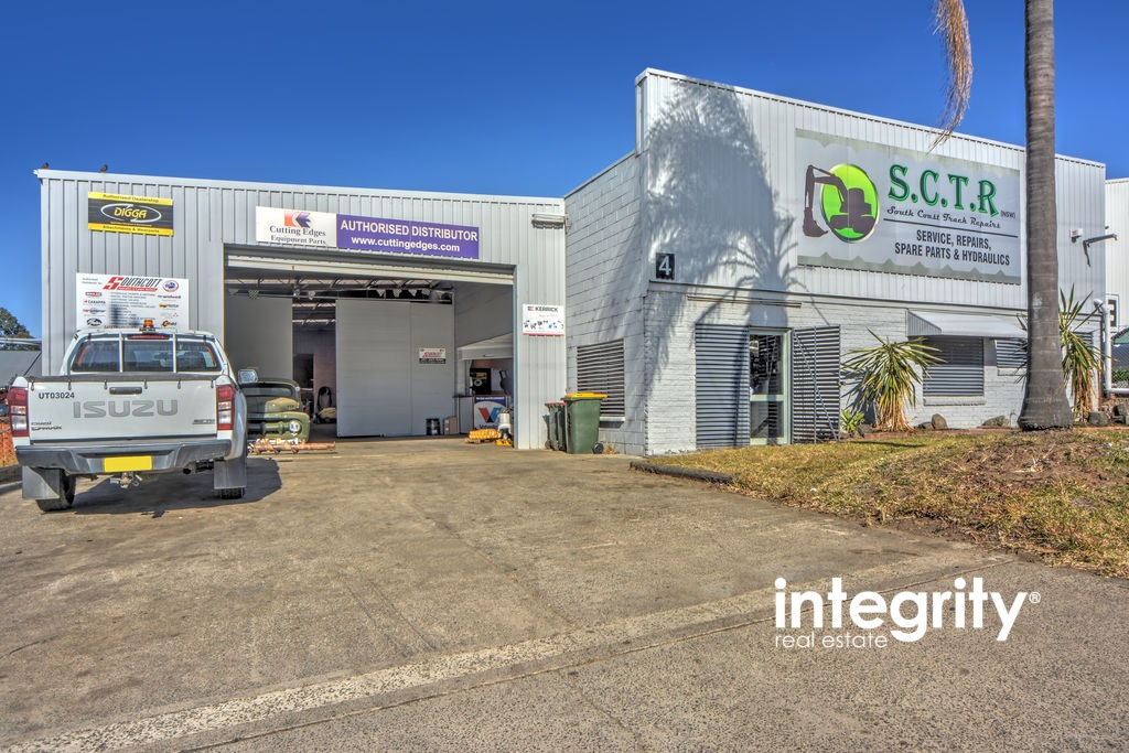 4 & 5 Concorde Way BOMADERRY