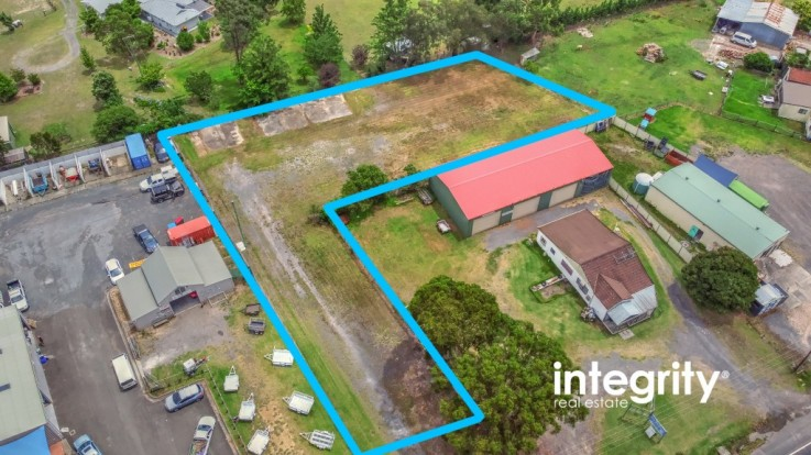 Lot 1 Princes Highway