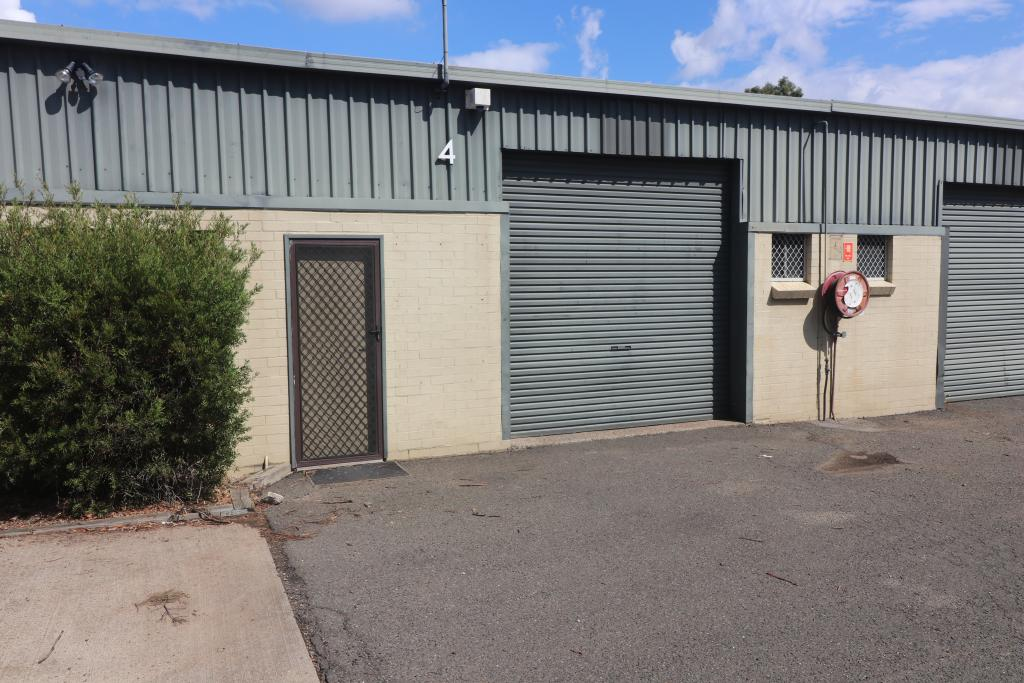 4/15 Industrial Close Muswellbrook