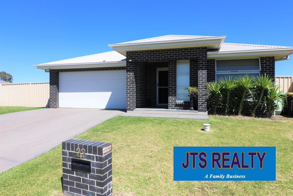 22 Finnegan Crescent Muswellbrook