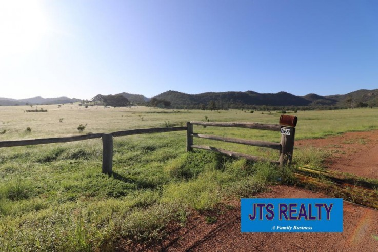 Lot 3 Bylong Valley Way