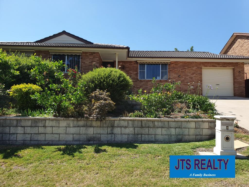 5 Rutherford Road Muswellbrook