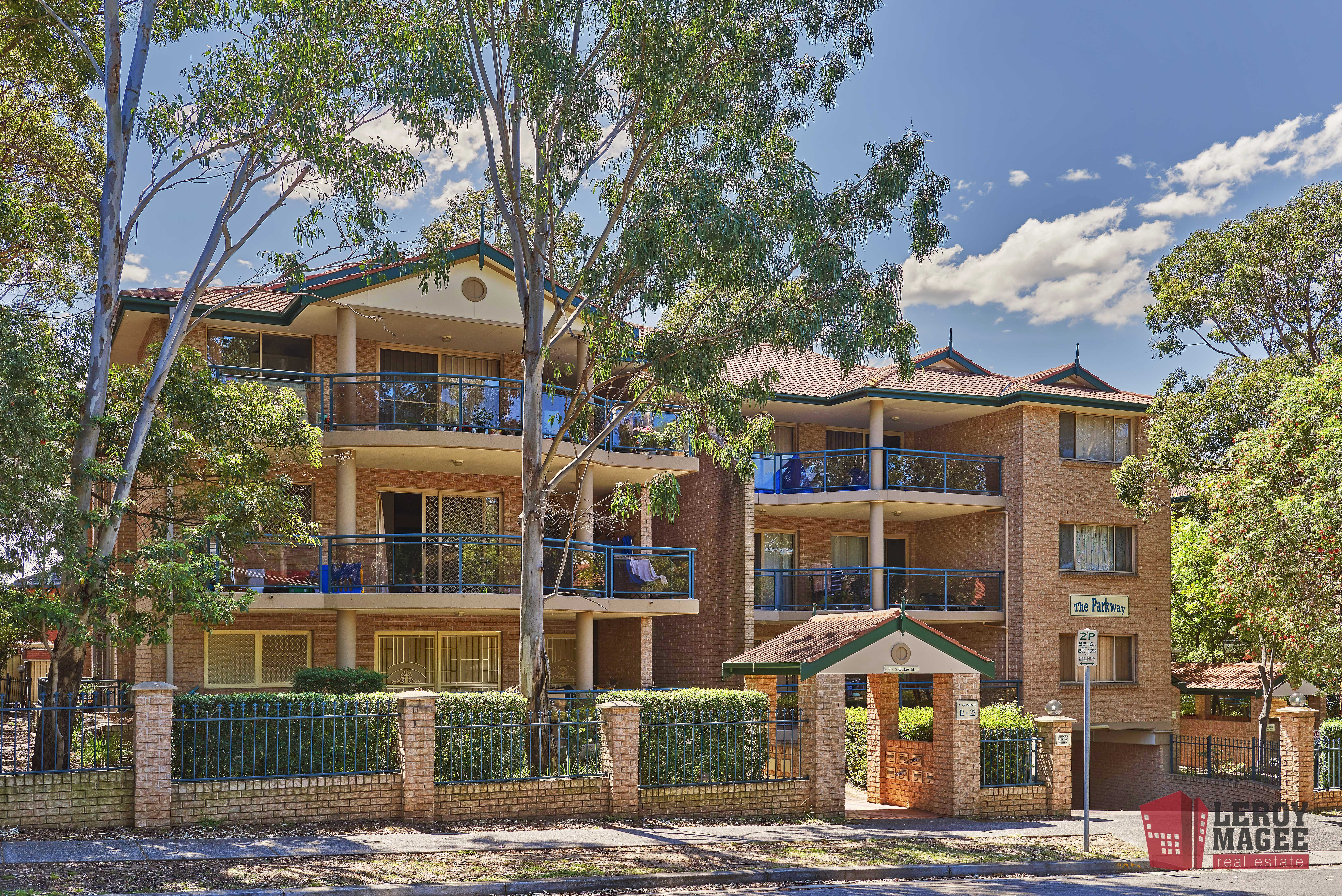 13/3-5 Oakes Street WESTMEAD