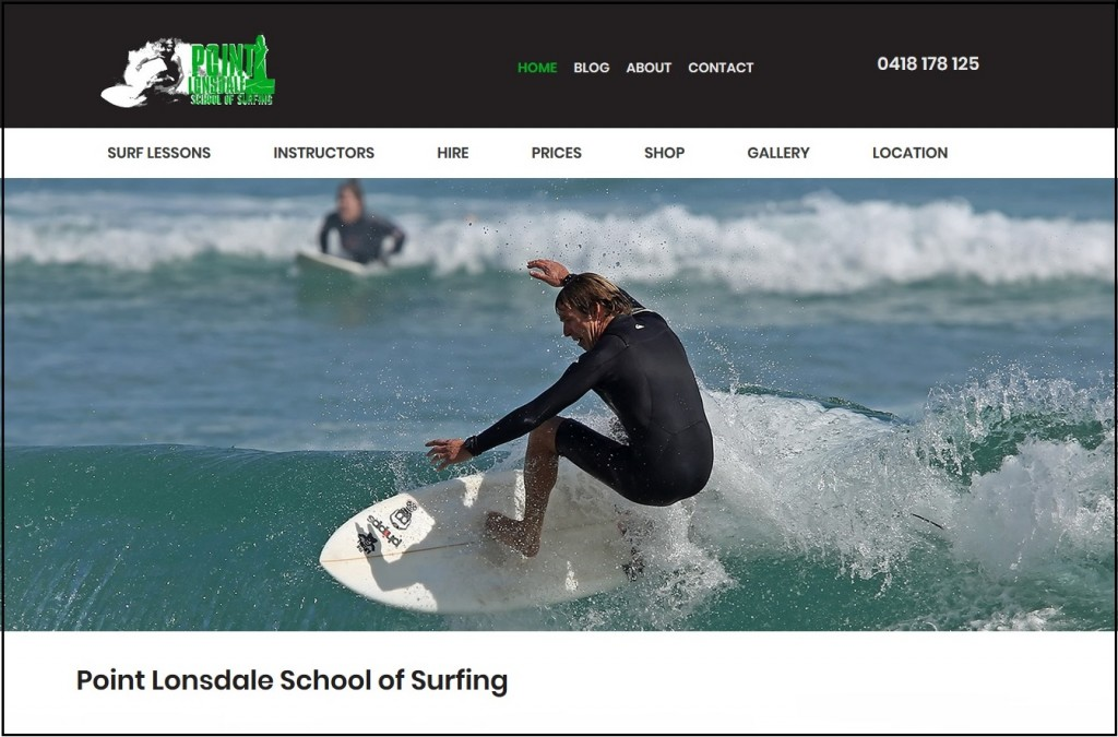 School of Surfing