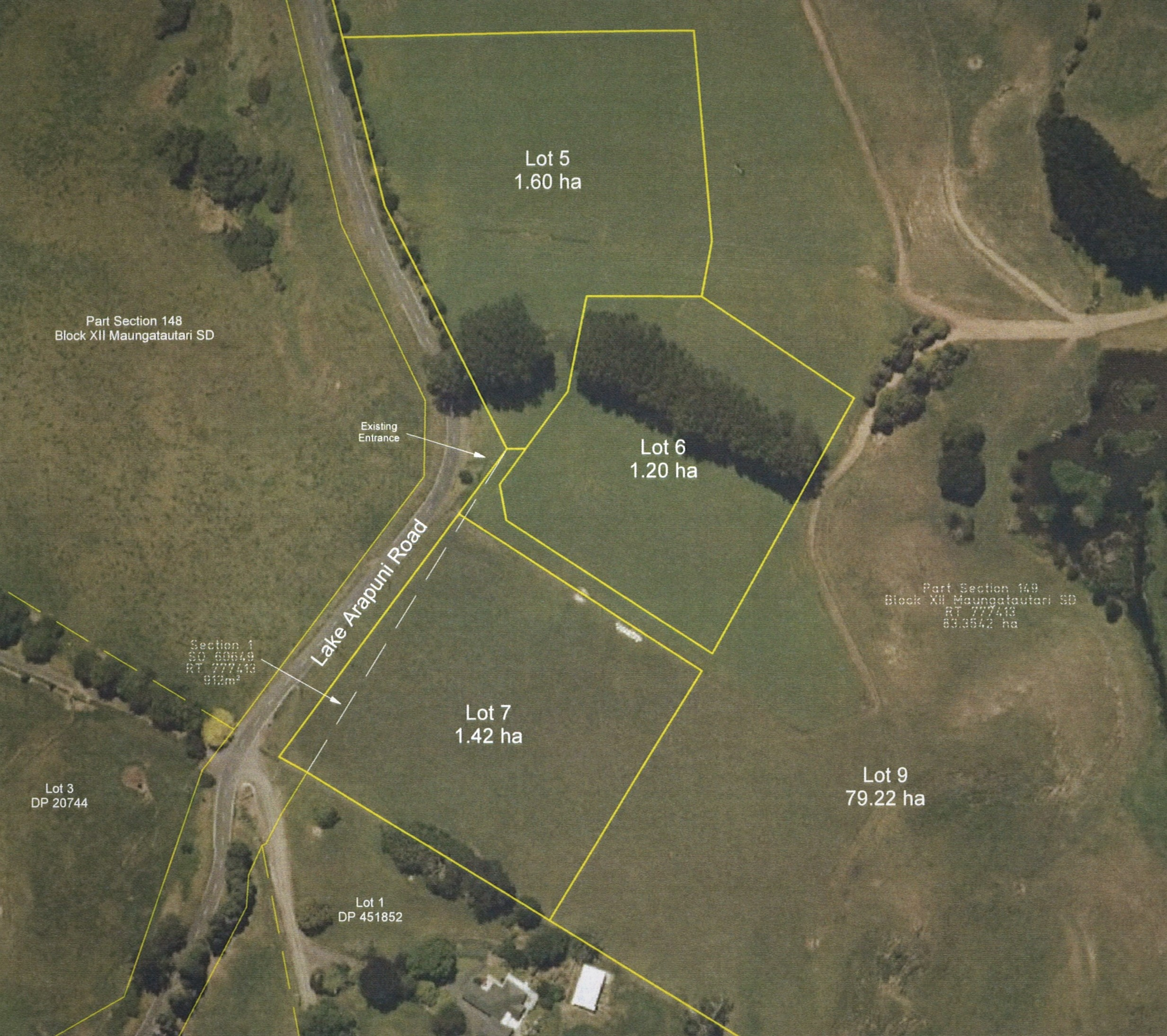 381 Lake Arapuni Road PUTARURU