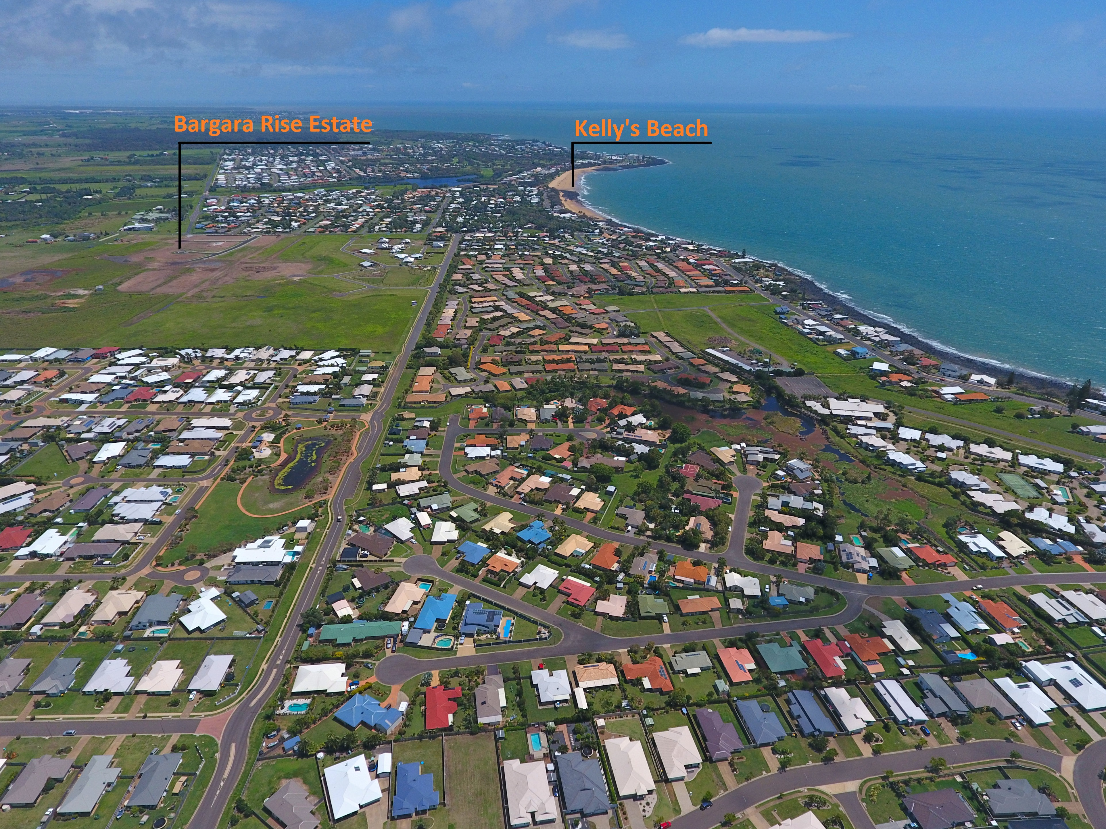 Stage 5 & 6 Bargara Rise Estate BARGARA