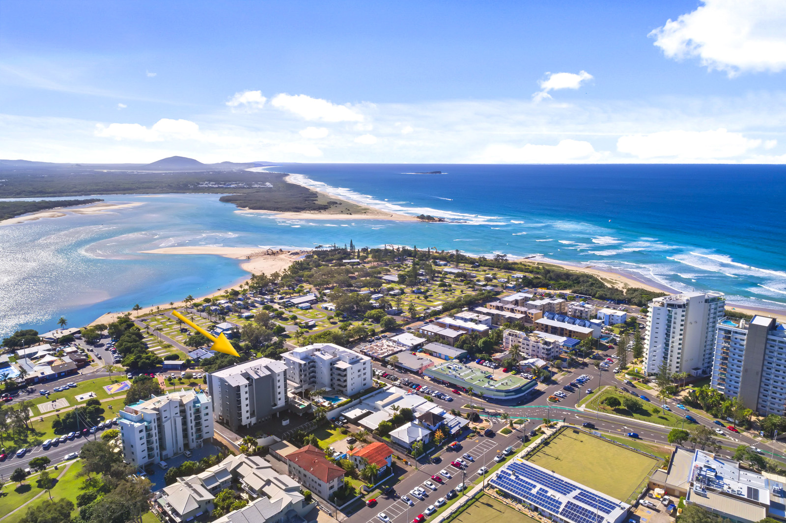 301/27-29 Cotton Tree Pde MAROOCHYDORE