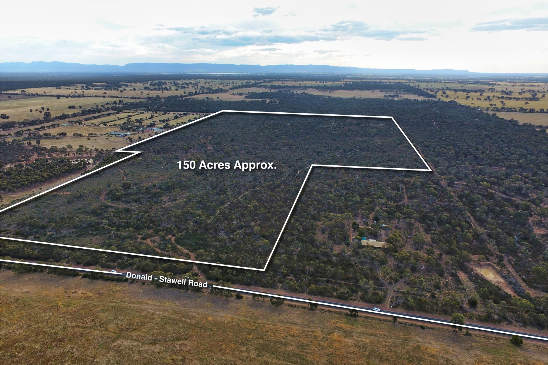 Lot 4 Donald-Stawell Road Stawell