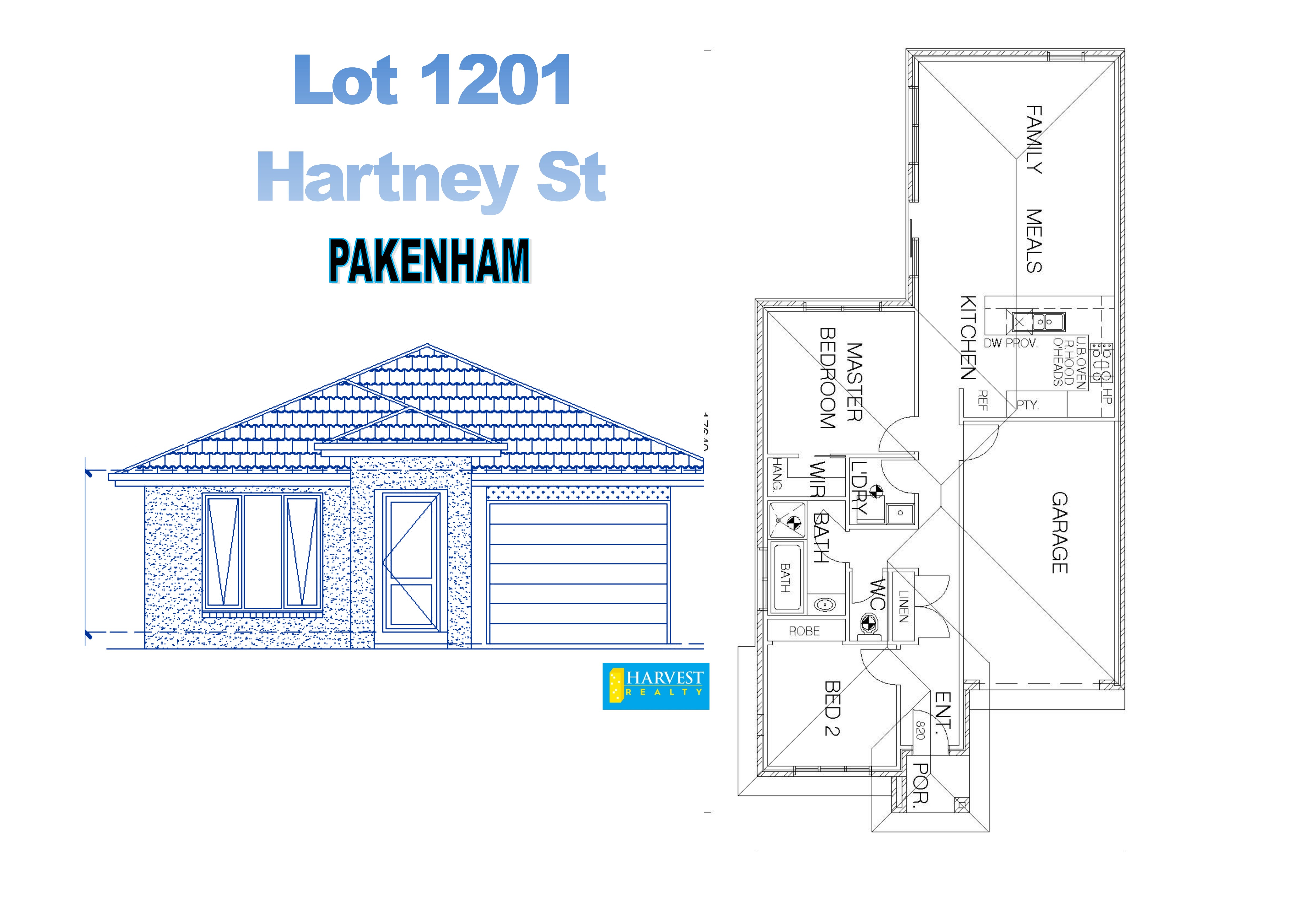 Lot 1201 Hartney Ave PAKENHAM