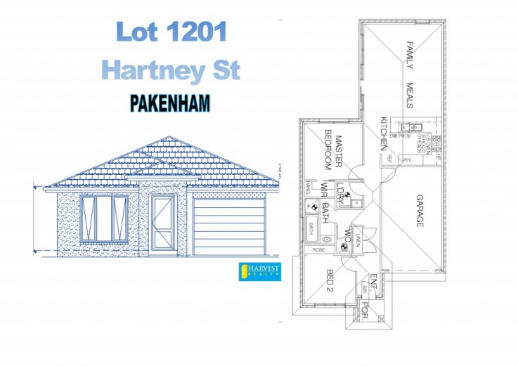 Lot 1201 Hartney Ave