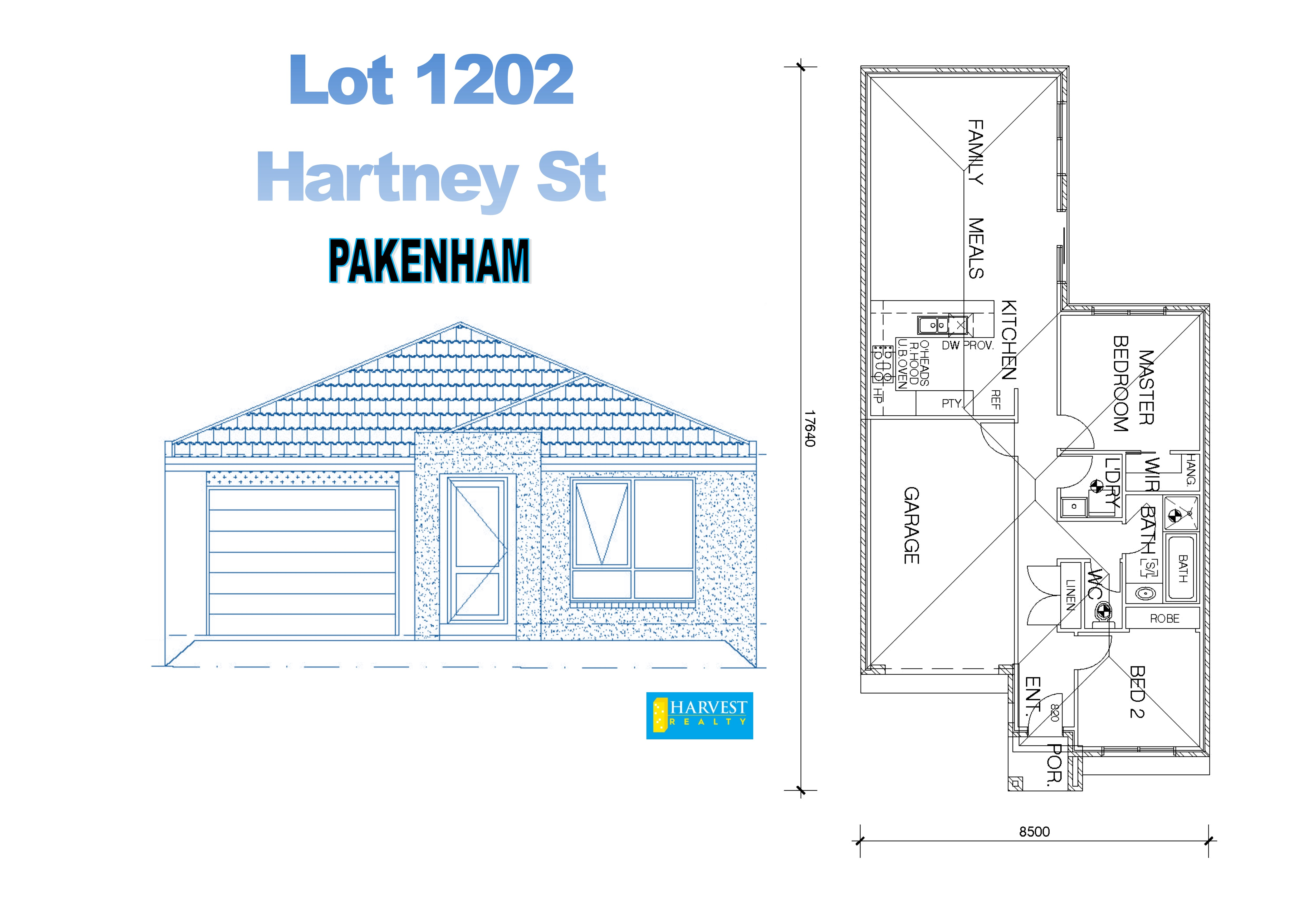 Lot 1202 Hartney St PAKENHAM