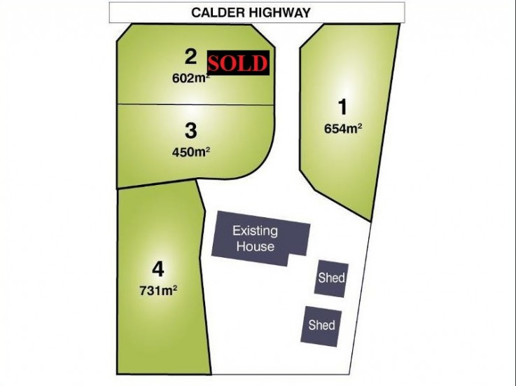Lot 1 - 4/5710 Calder Highway