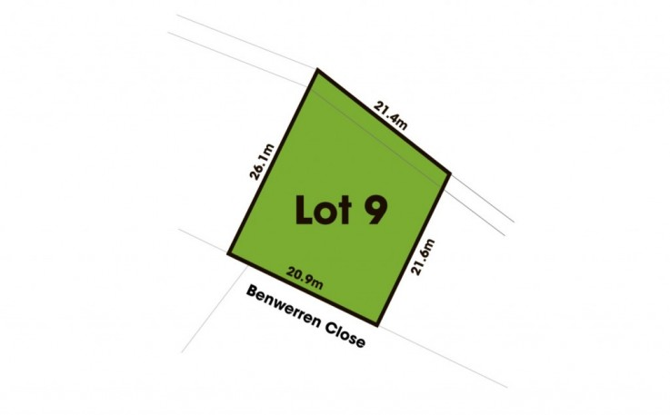 Lot 9 Benwerren Close