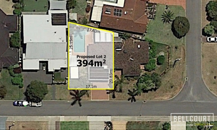 Lot 2 / 25 Howes Crescent