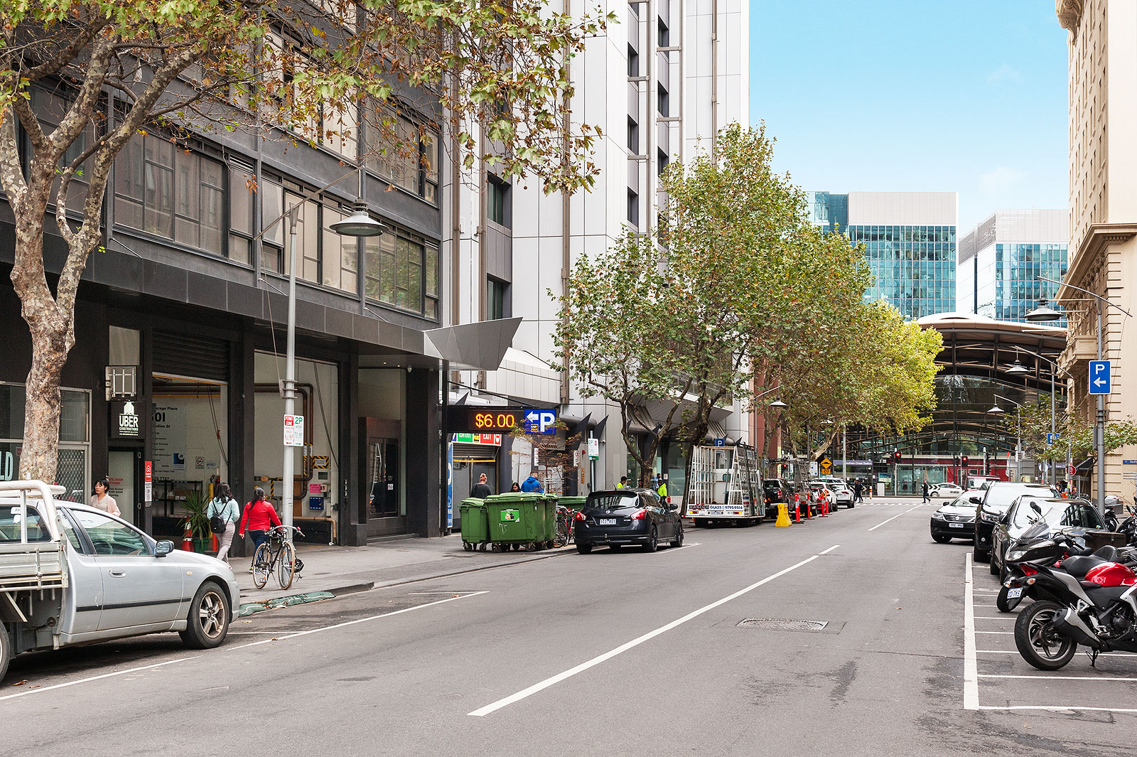 F2/601 Little Collins  Street MELBOURNE