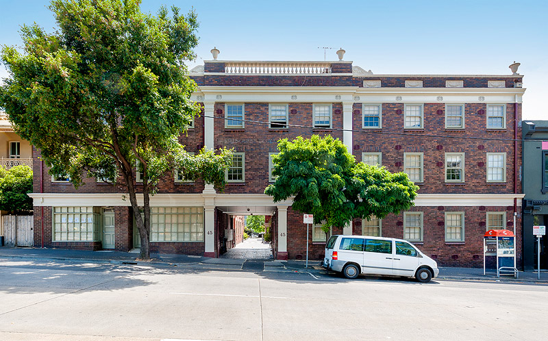 610/45 Victoria Parade COLLINGWOOD
