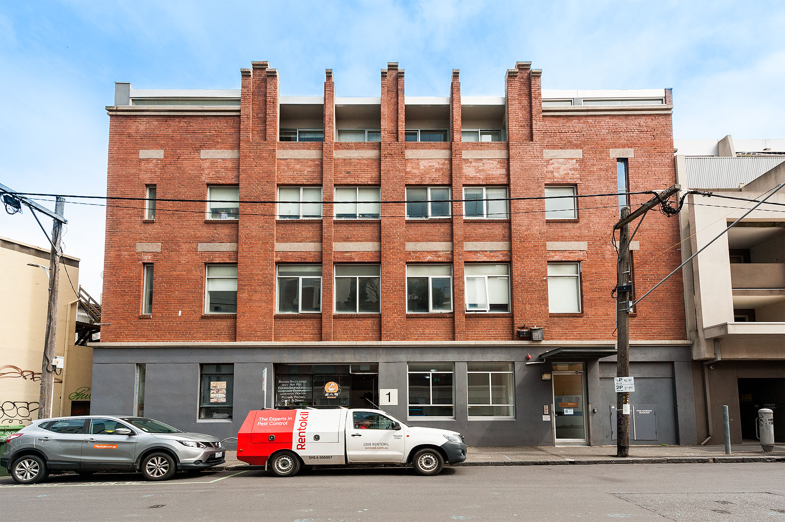 6/1 O'Connell Street NORTH MELBOURNE