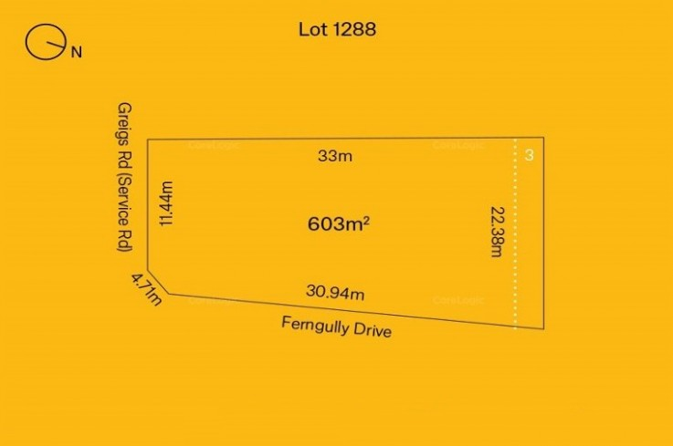 Lot 1288 GREIGS ROAD
