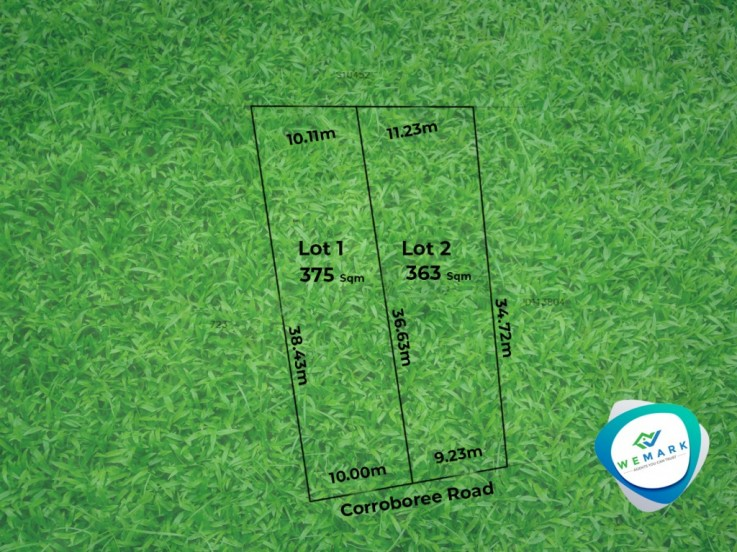 Lot Lot 1 & 2/14 Corroboree Road