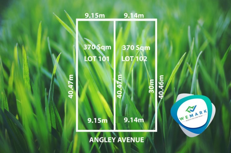 Lot 101 & 102/32 Angley Avenue