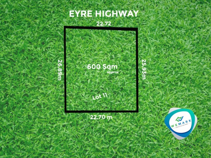 Lot 11 Eyre Highway