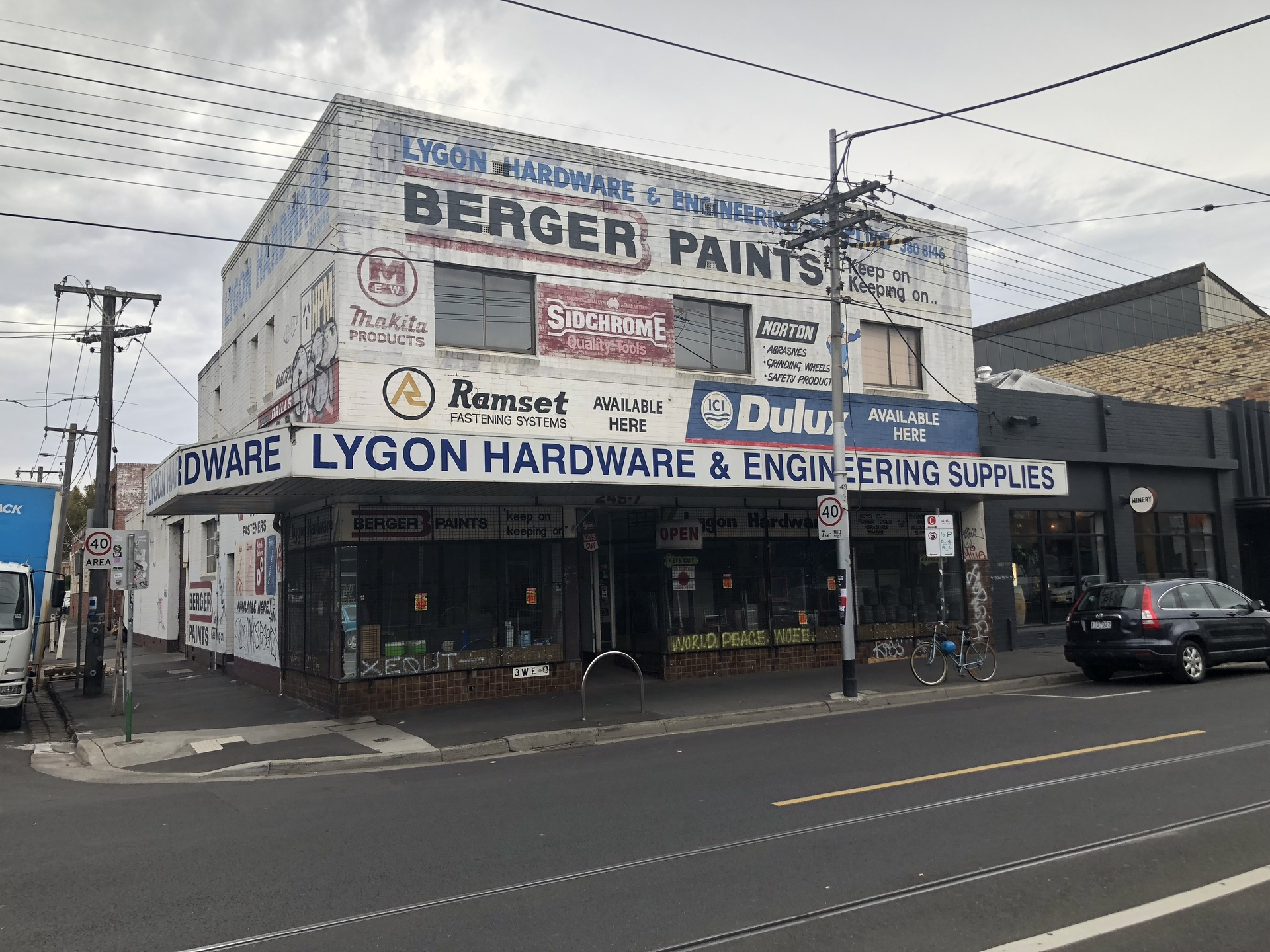 245-247 Lygon Street BRUNSWICK EAST