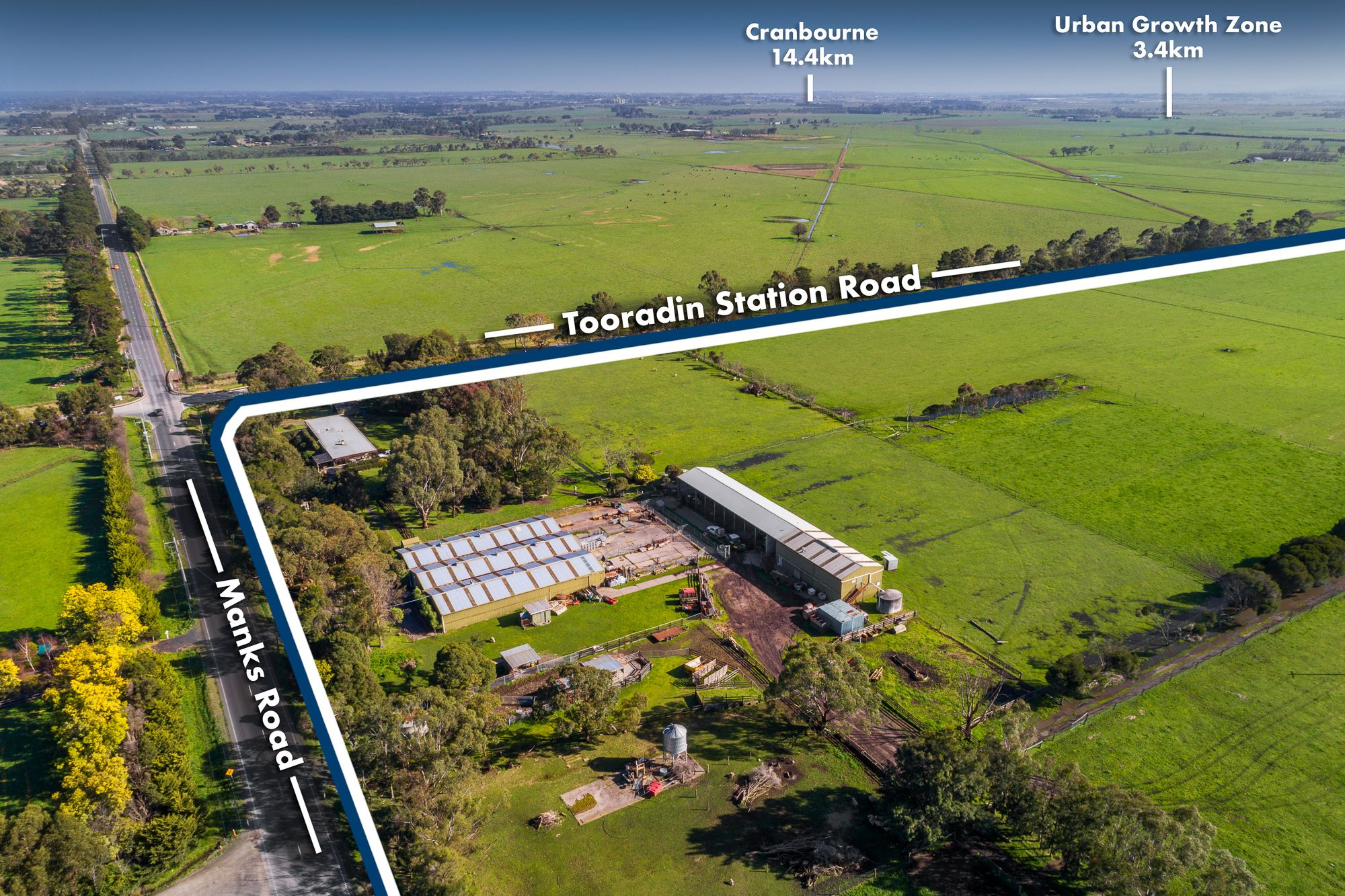 665-735 Manks Road Cardinia