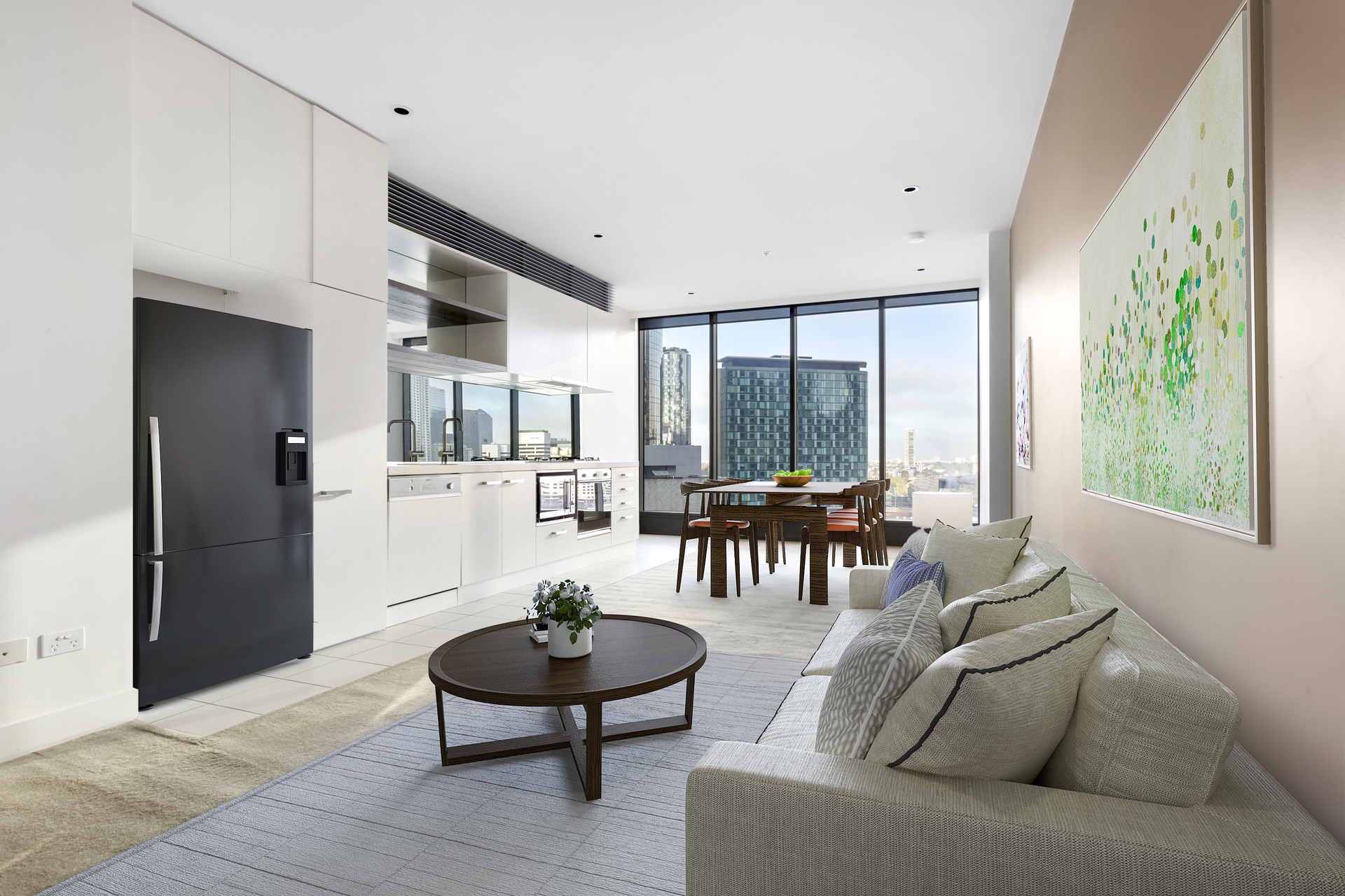 1109/1 Freshwater Place Southbank