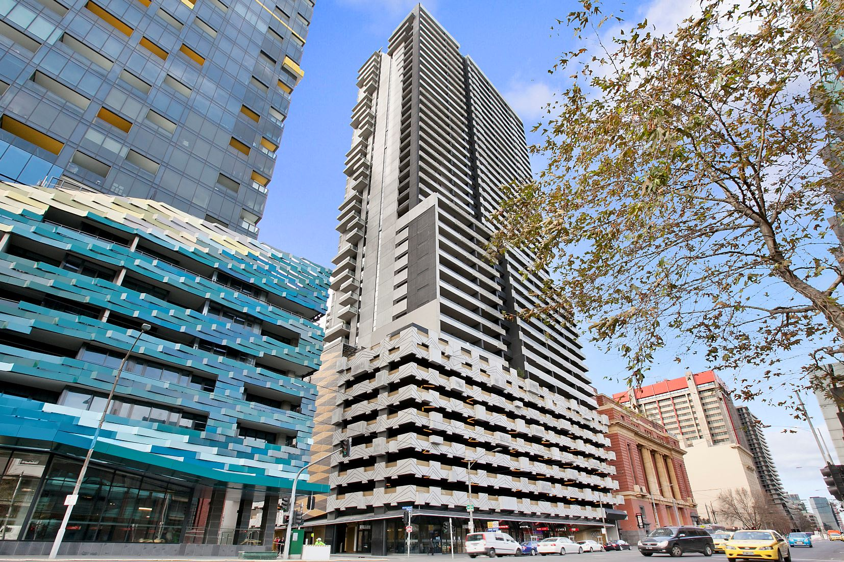 1601/200 Spencer Street MELBOURNE