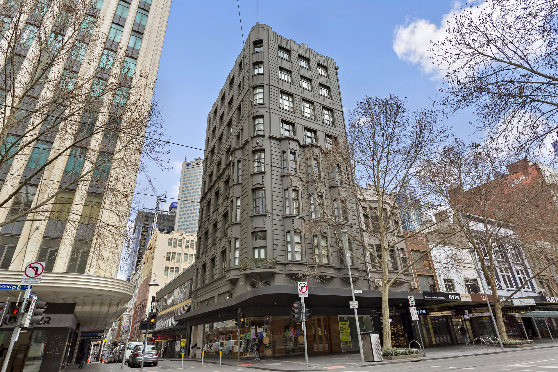 805/260 Little Collins Street Melbourne
